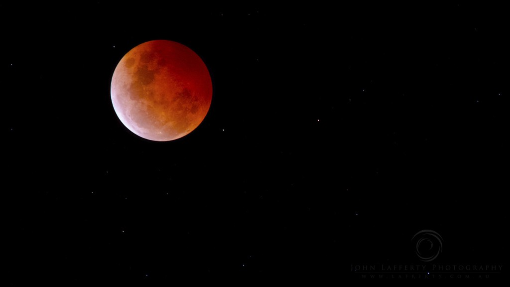 Lunar Eclipse 20141008